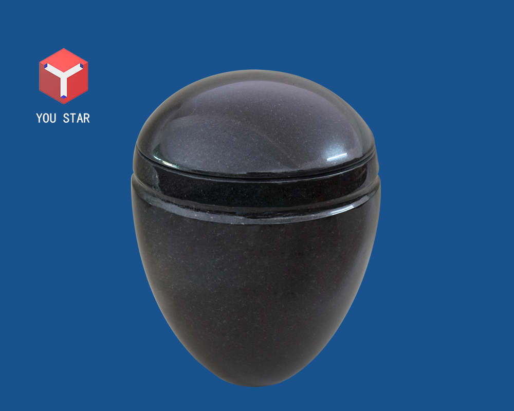 Shanxi Black urn cremation